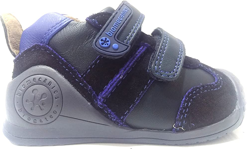 Zapatillas Primeros pasos BIOMECANICS B-Azul. (161142) (19)