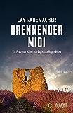 Brennender Midi: Ein Provence-Krimi mit Capitaine Roger Blanc (3) (German Edition)