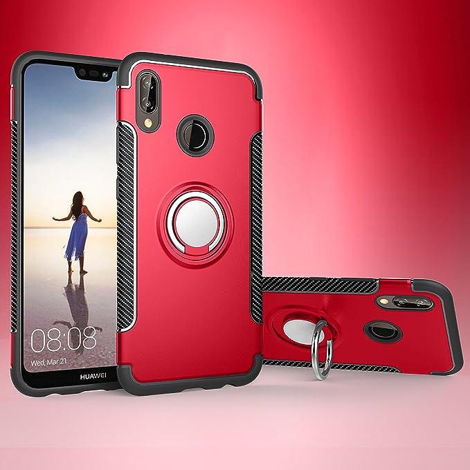 Consommables et accessoires Mosoris Coque Huawei P20 Lite Rouge ...