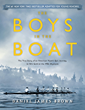 The Boys in the Boat (Young Readers Adaptation): The True Story of an American Team's Epic Journey to Win Gold at the 1936 Olympics