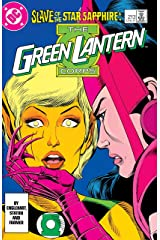 Green Lantern Corps (1986-1988) #213 Kindle Edition