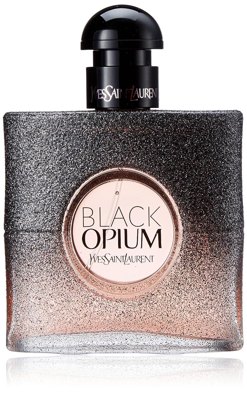 Ml Saint Eau Opium Shock Yves Black 50 Parfum Floral De Laurent 35LAj4R