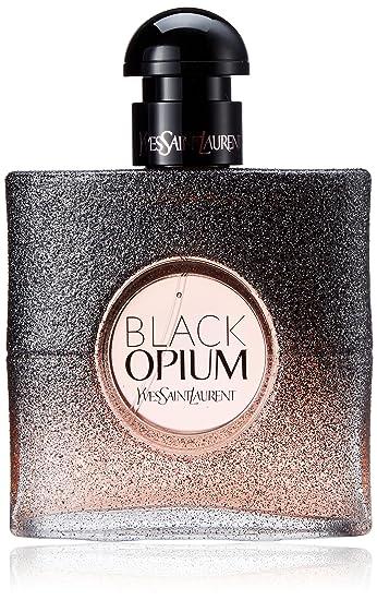 Amazoncom Yves Saint Laurent Black Opium Floral Shock Eau De