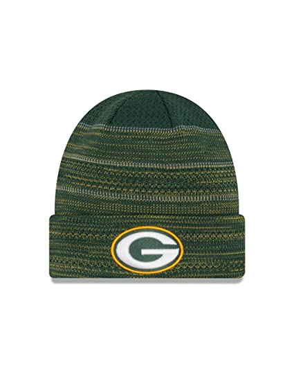 fbe425ac980 Image Unavailable. Image not available for. Color  Green Bay Packers New  Era 2017 NFL Sideline ...