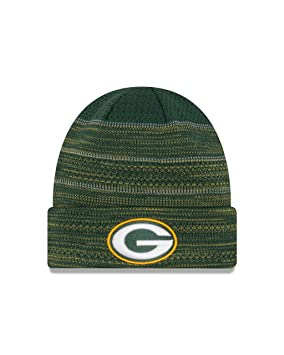 7c1c26e1908 ... buy green bay packers new era 2017 nfl sideline quotcold weather tdquot knit  hat 73e88 7ac21 ...