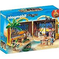 PLAYMOBIL- Pirates Figuras y Juegos de contrucción, Color