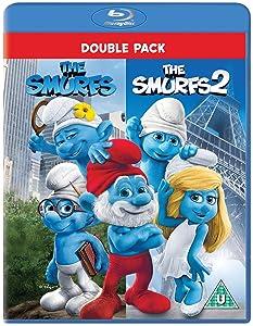 Smurfs/Smurfs 2 [Blu-ray]