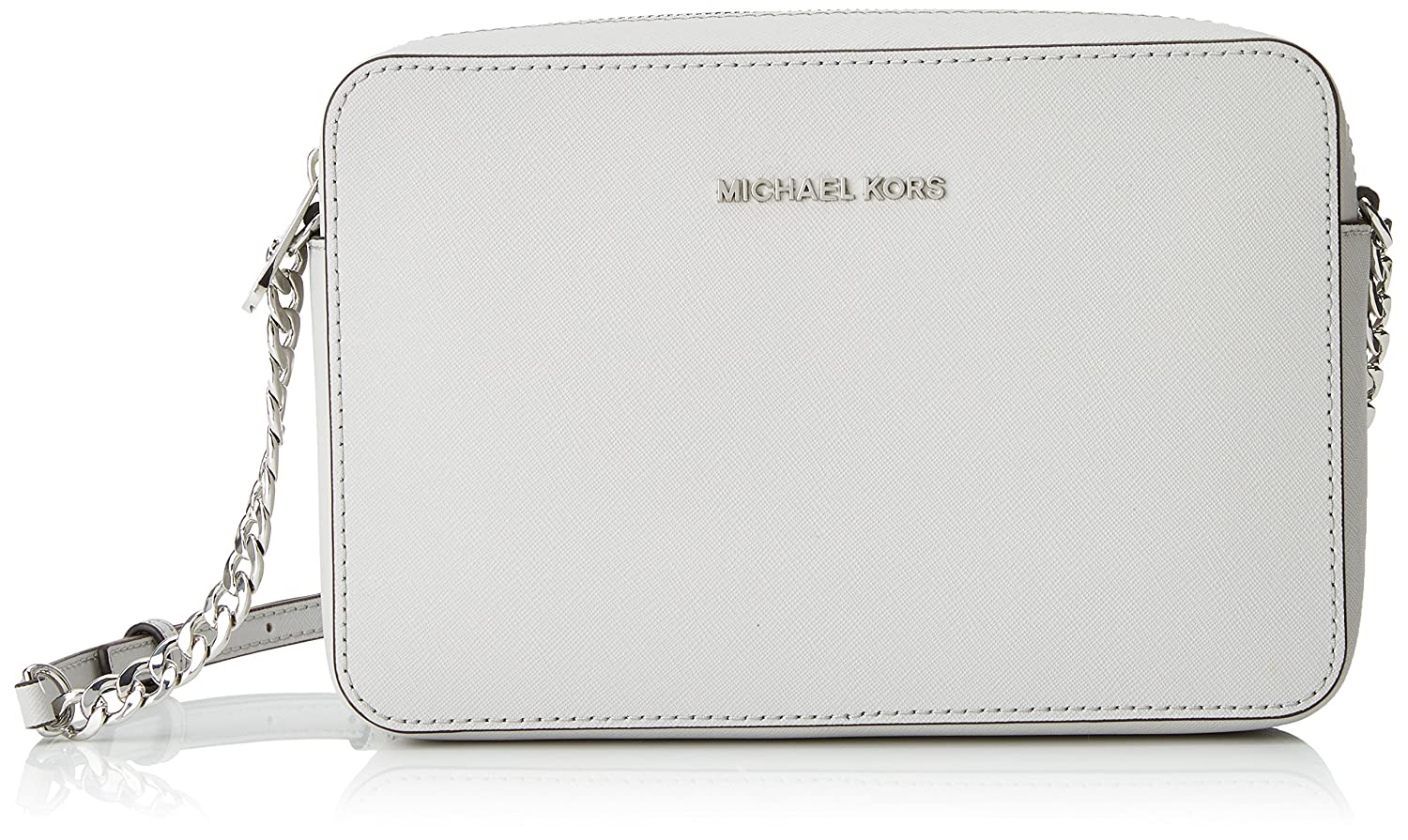Michael Kors Damen Jet Set Travel Tornistertasche, Grau