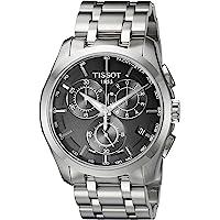 Tissot Watch For Men, Stainless Steel Band, Quartz, T035.617.11.051.00