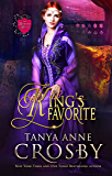 The King's Favorite (The Border Brides Book 1)