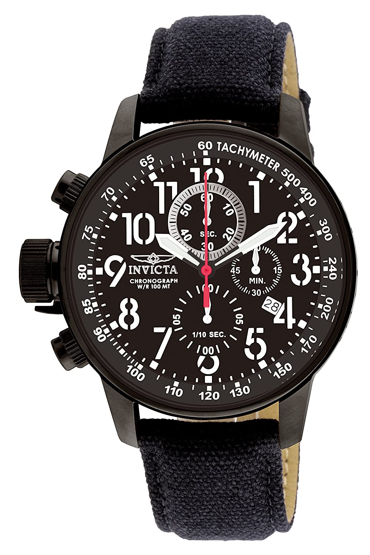 Invicta Herren-Armbanduhr Quarz Chronograph 1517