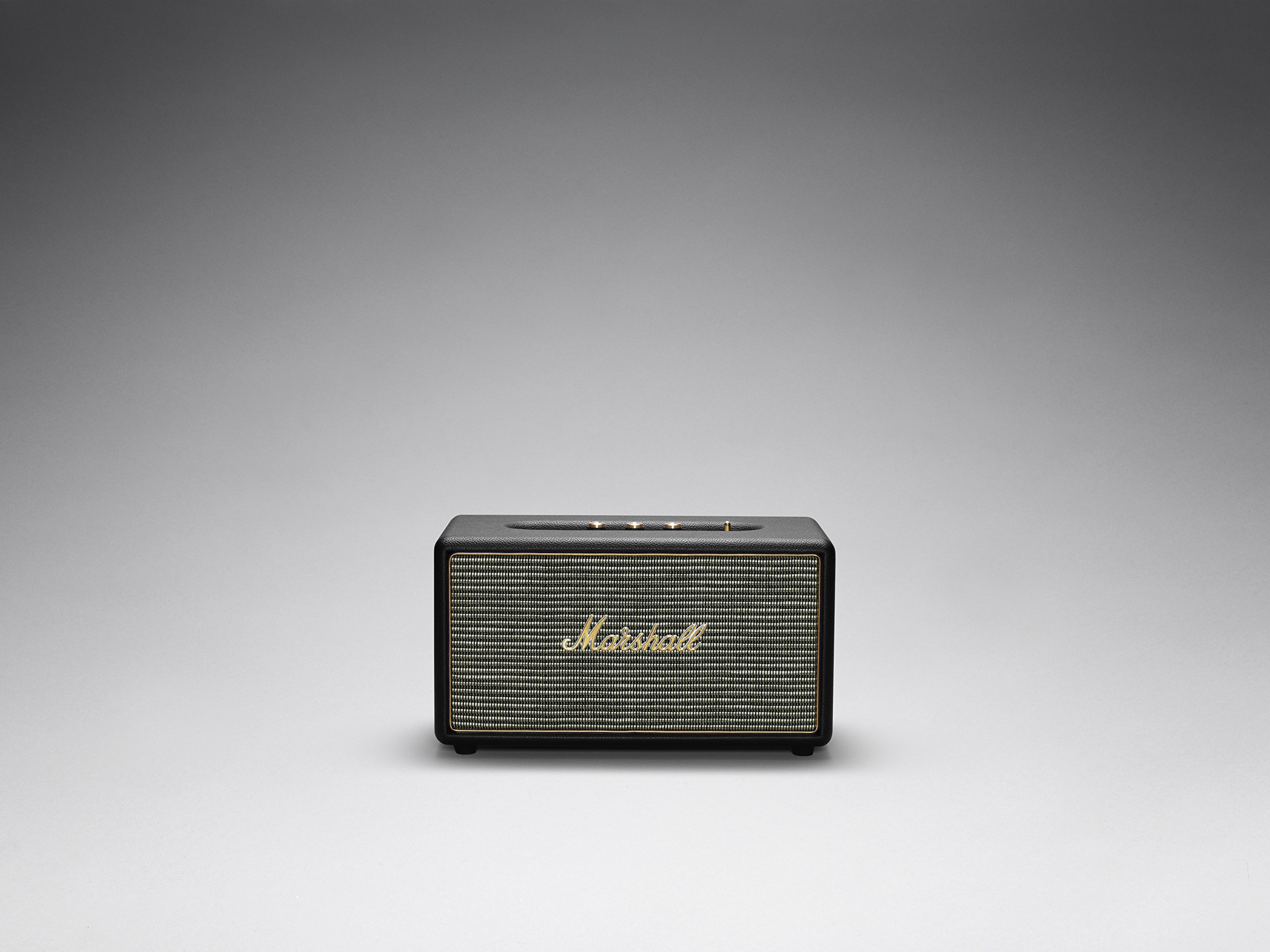 Marshall Stanmore Bluetooth Speaker, Black (04091627) by Marshall (Image #3)