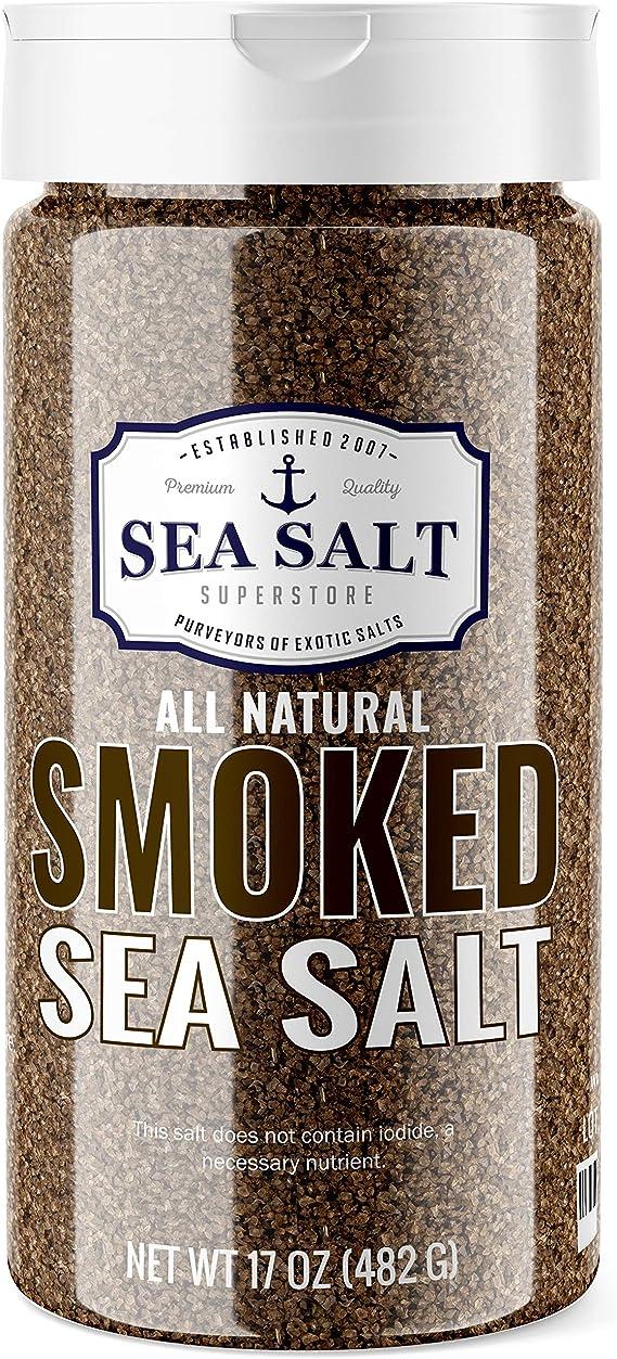 Smoked Sea Salt Shaker