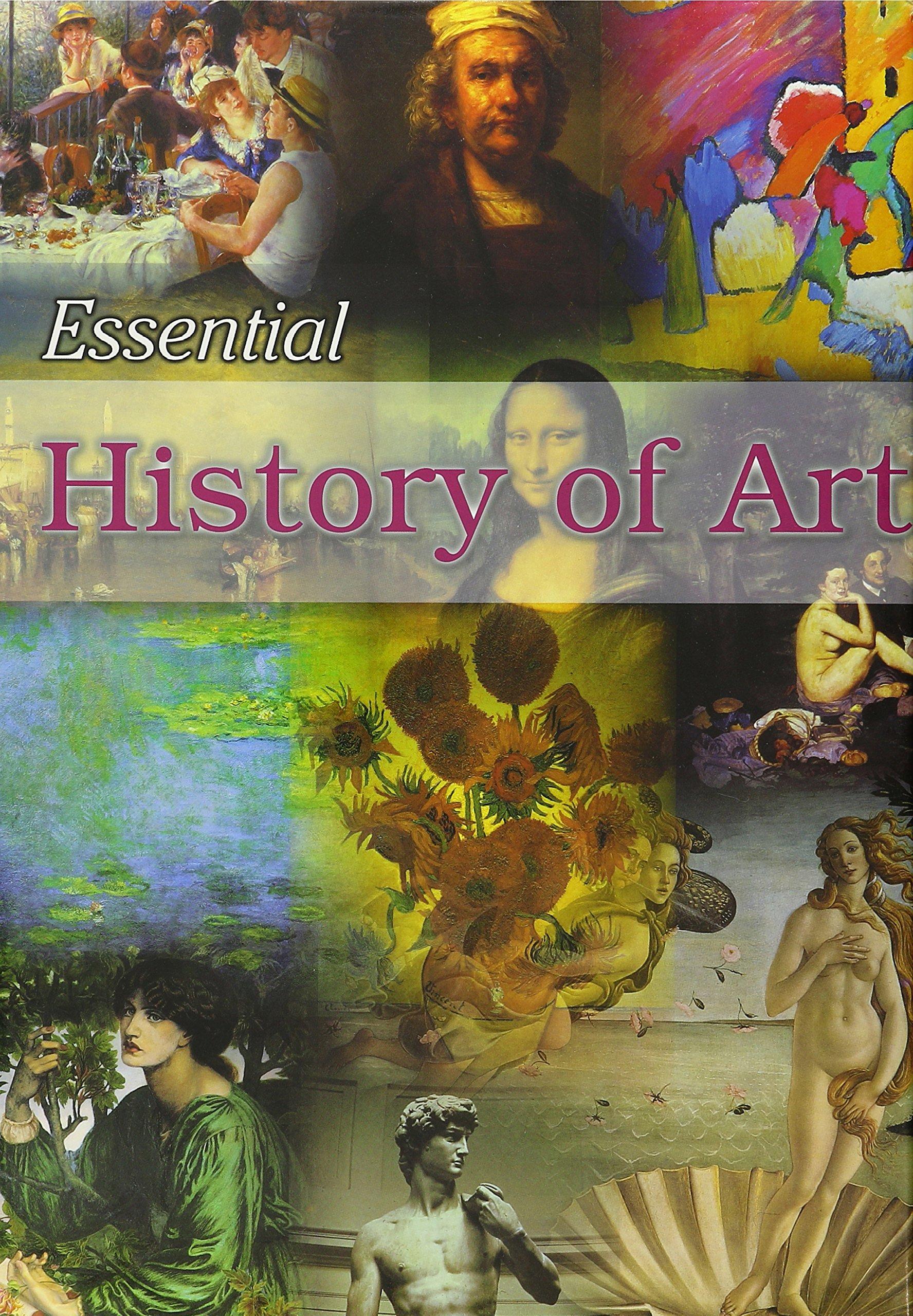Read Online ESSENTIAL HISTORY OF ART PDF