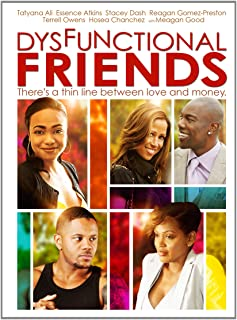 Book Cover: Dysfunctional Friends