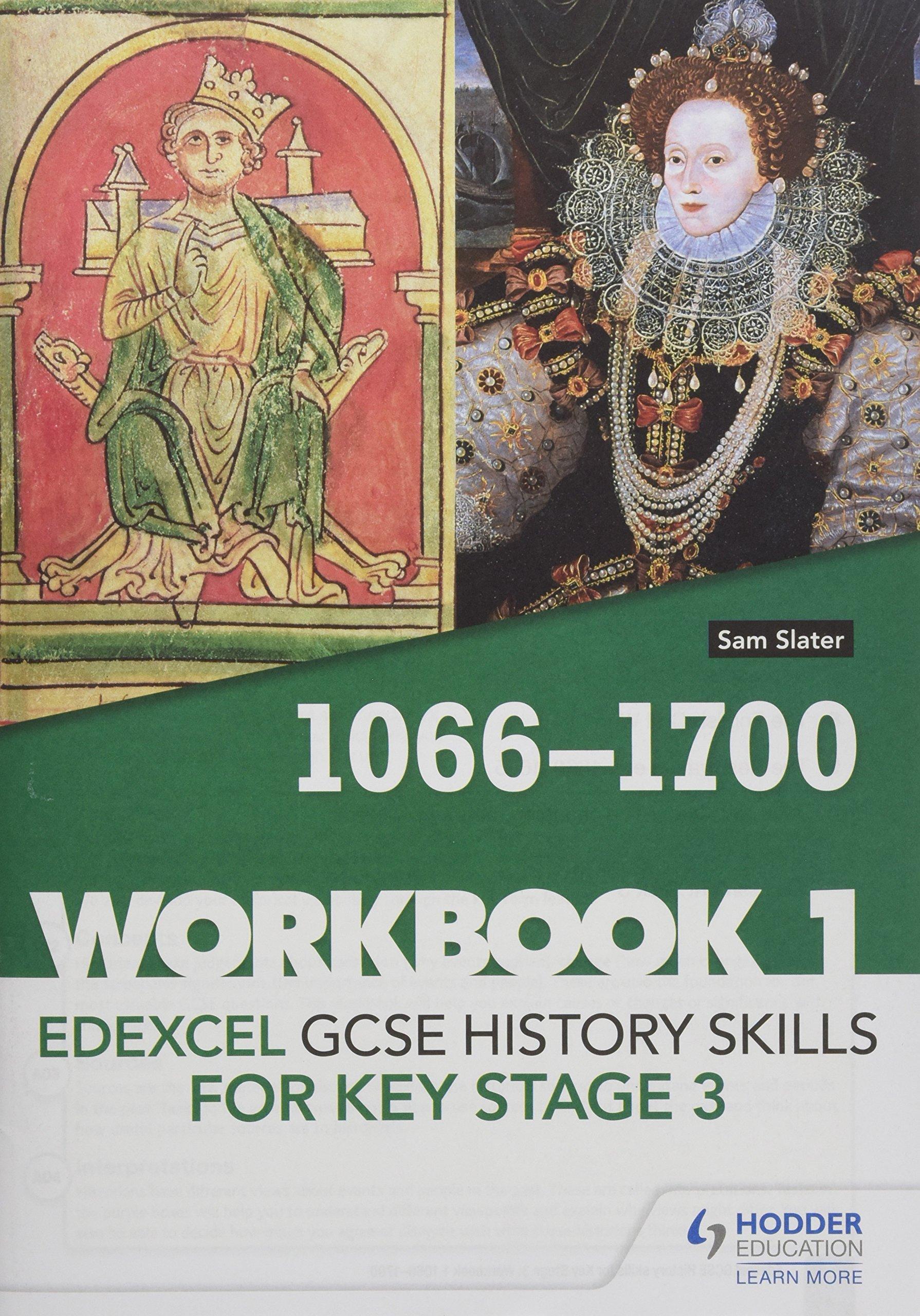 Edexcel GCSE History skills for Key Stage 3: Workbook 1 1066
