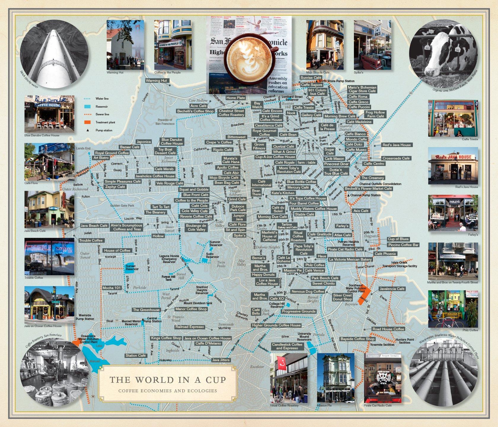Infinite City A San Francisco Atlas Rebecca