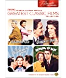TCM Greatest Classic Films Collection: Romantic Comedies (Adam's Rib / Woman of the Year / The Philadelphia Story…