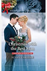 Christmas with the Best Man (Christmas in Manhattan Book 5) Kindle Edition