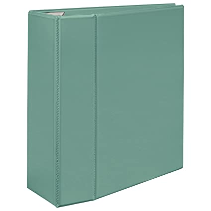 amazon com avery heavy duty view binder with 5 inch one touch ezd
