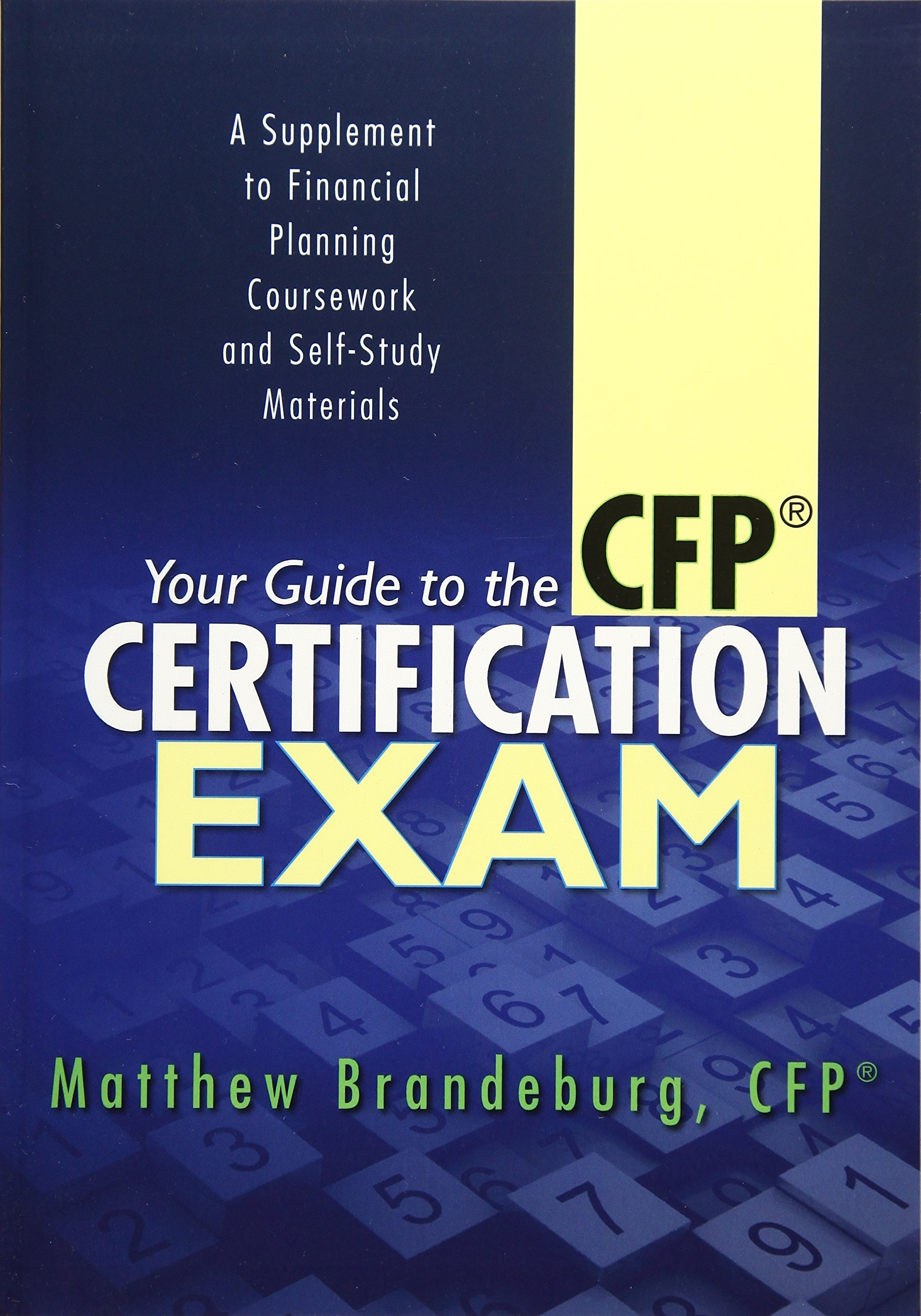 Download Your Guide to the CFP Certification Exam: A Supplement to Financial Planning Coursework and Self-Study Materials (2nd Edition) pdf epub