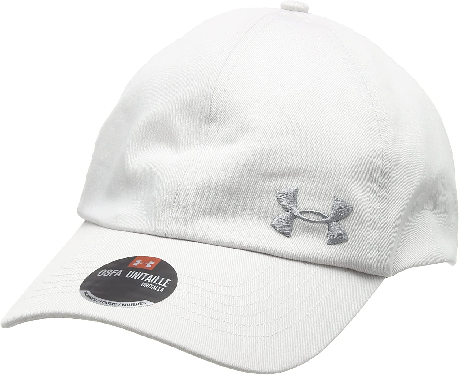 Under Armour - Gorra Deportiva para Mujer, Mujer, Color Glg ...