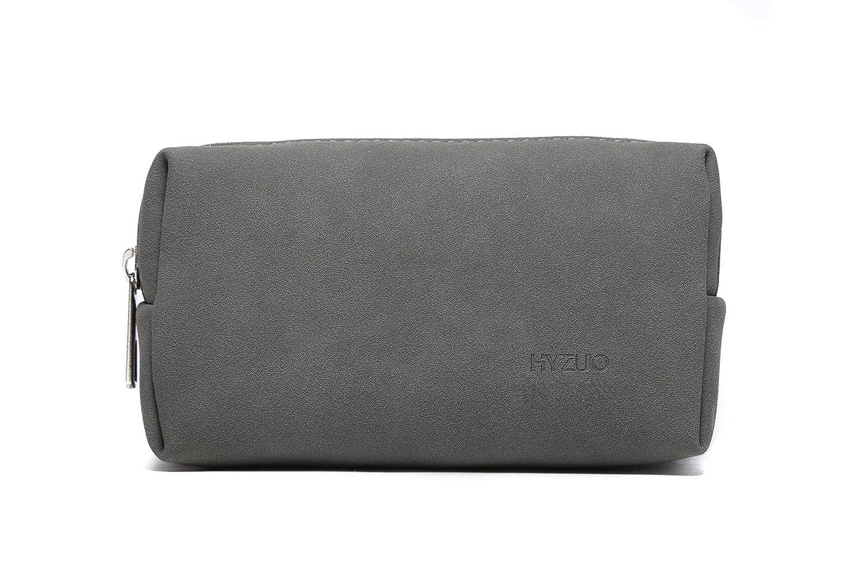 Gris oscuro HYZUO Accesorio Port/átil Bolsa de Almacenamiento para el cargador del Ordenador Port/átil Mouse Cables SSD HDD