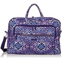Vera Bradley Signature Cotton Grand Weekender Travel Bag