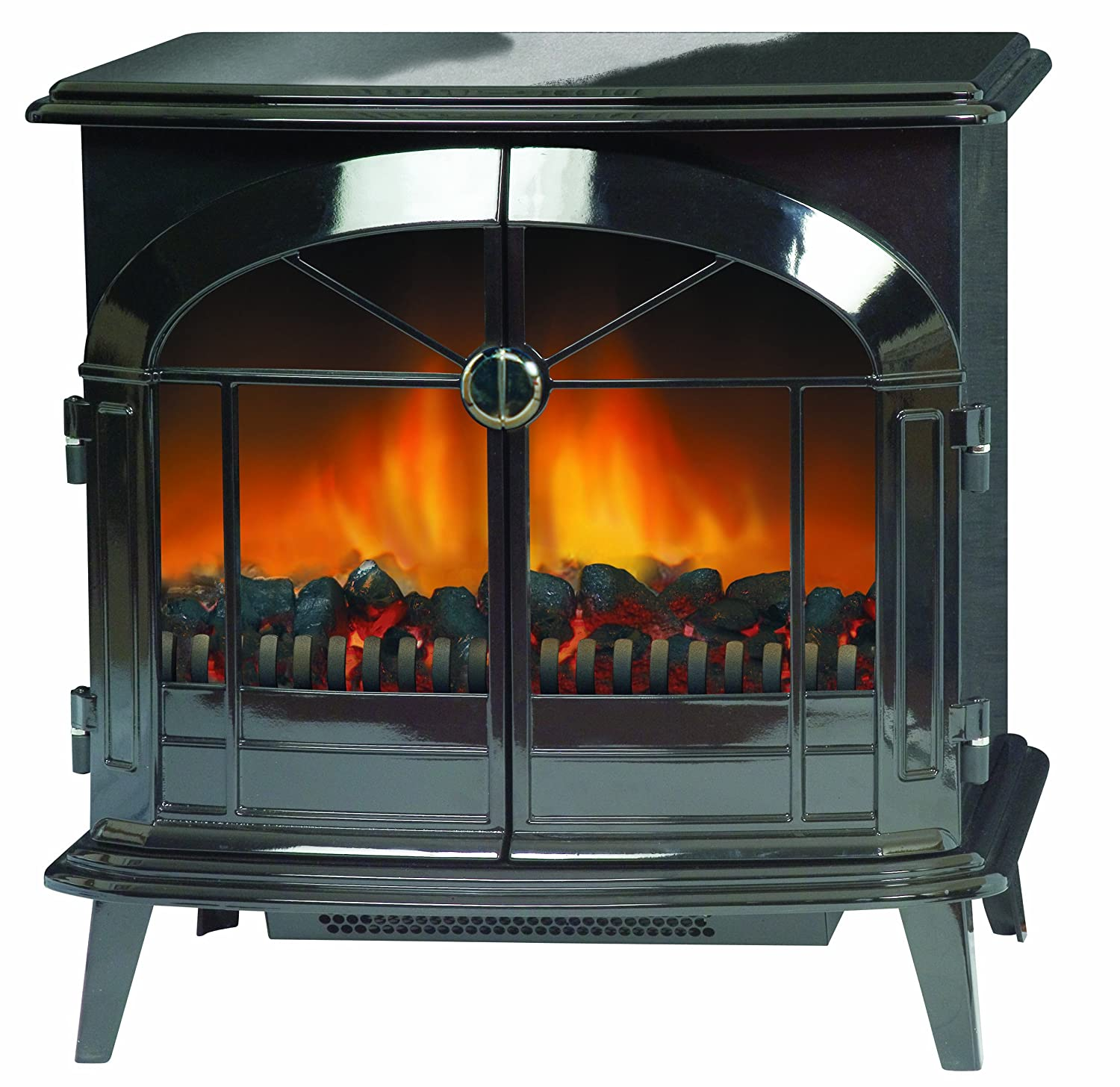 dimplex skg20bl stockbridge traditionally styled optiflame effect