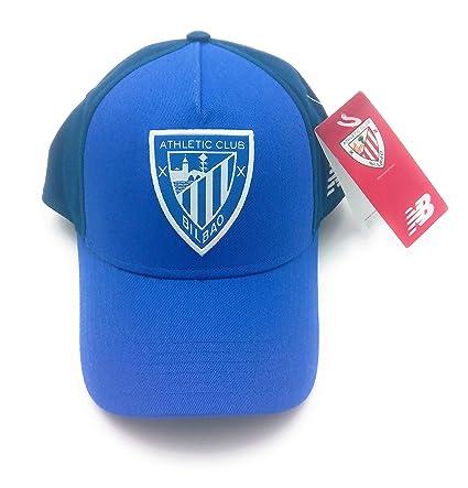 New Balance Gorra del Athletic Club Bilbao 2019-20 (Azul ...