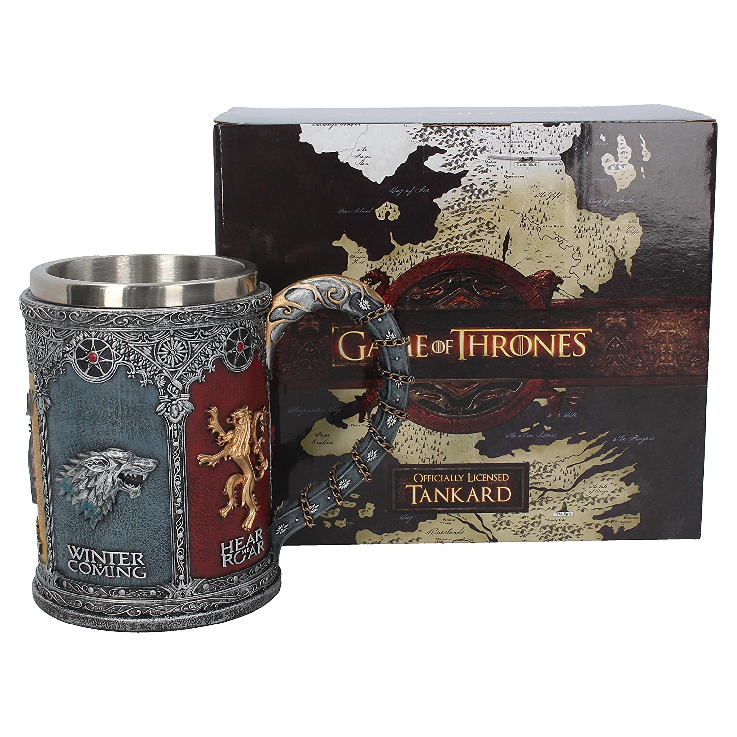 Game of Thrones Sigils Tankard