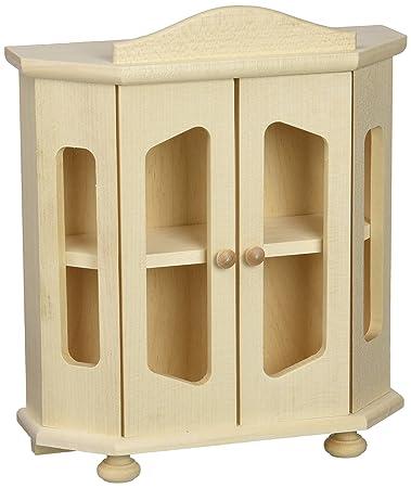 Rülke Holzspielzeug 22276 Wohnzimmerschrank Rustikal: Amazon.de ...