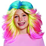 Trolls- Lady Glitter Sparkles Child Wig
