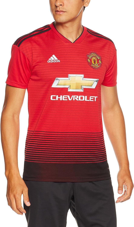 adidas 18/19 Manchester United Home Camiseta Hombre