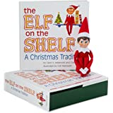Elf On The Shelf A Christmas Tradition (blue-eyed boy)