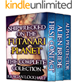 Shipwrecked on the Futanari Planet: The Complete Collection