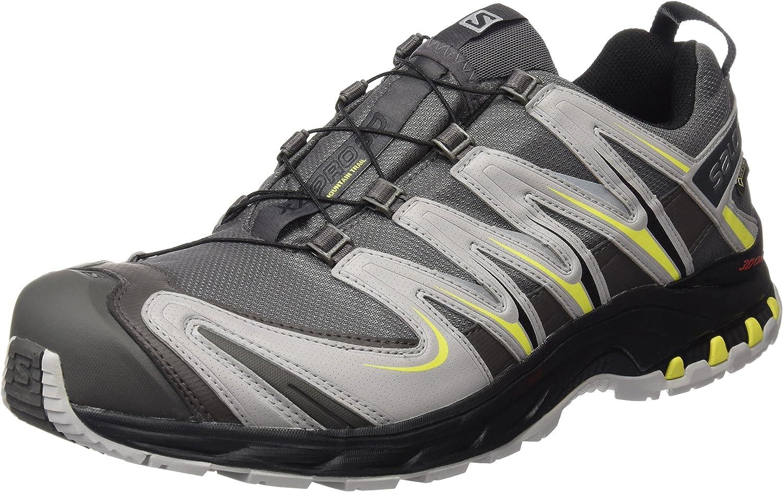 Salomon L37931500, Zapatillas de Trail Running para Hombre: Amazon.es: Deportes y aire libre