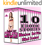 August 2017 Compilation: 10 Erotic Stories (VR Compilations Book 4)