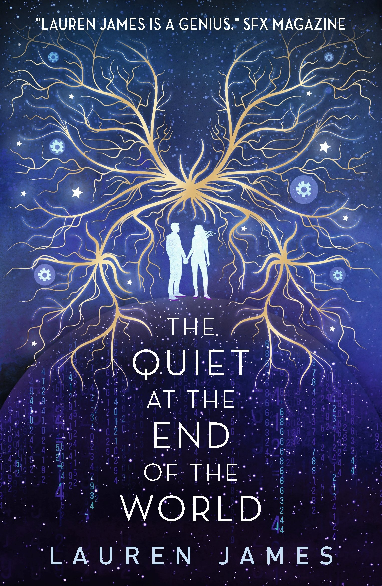 The Quiet at the End of the World: Amazon.co.uk: James, Lauren: Books