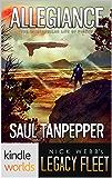 Legacy Fleet: Allegiance (Kindle Worlds) (The Interstellar Life of Pigeon Book 2)