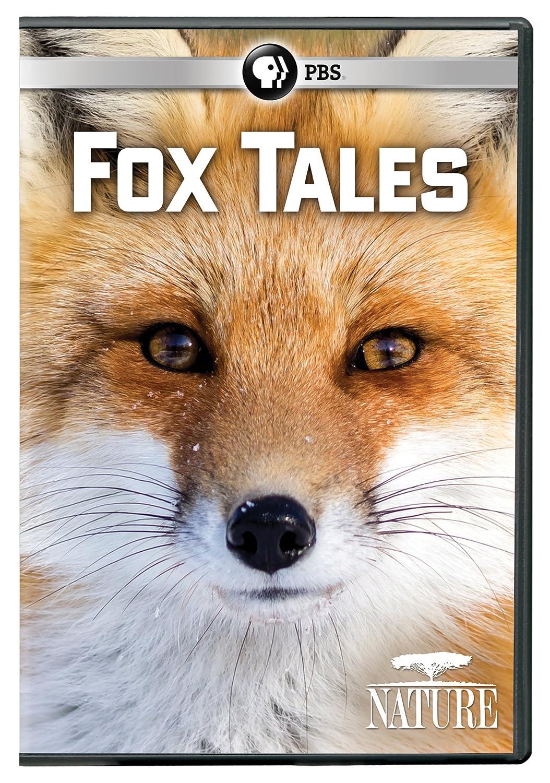 NATURE: Fox Tales DVD