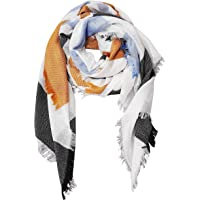 Zaina Unisex Cotton Viscose Multicolor Scarf for Men & Women - Fit for All Ages