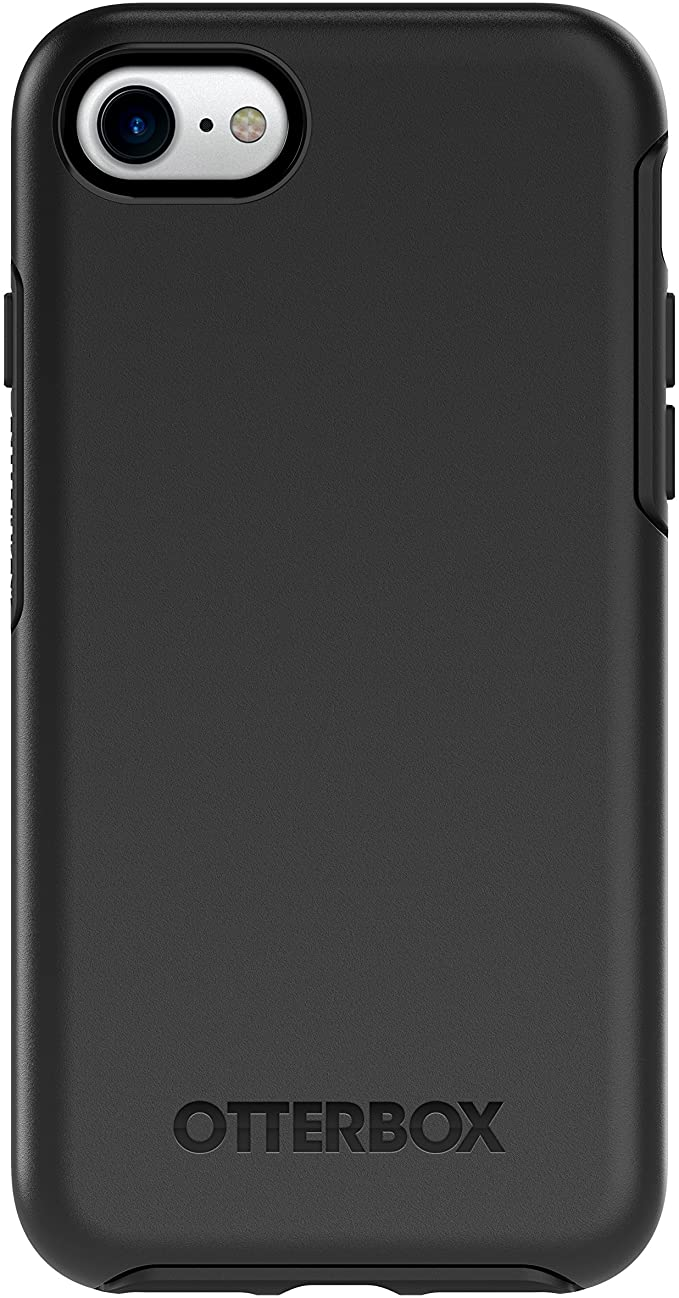 Otterbox Symmetry Series Case For Iphone 8 Iphone 7 Not Plus Retail Packaging Black