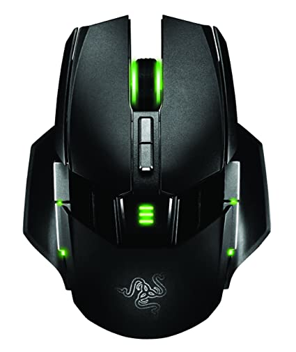 Driver for Razer Ouroboros Mouse