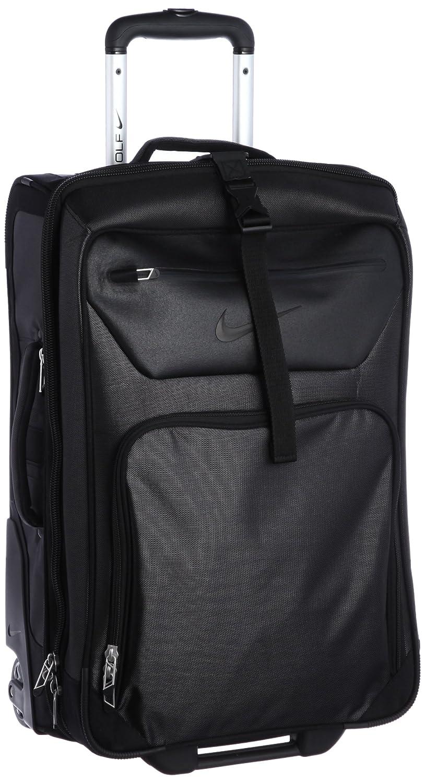 e25302954578a Nike Golf Departure II Roller Golf Bag, Black/Black, Duffle Bags - Amazon  Canada