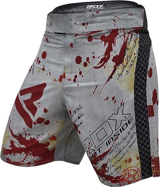 MMA Shorts Freefight UFC Grappling Hose Kampfsport BJJ Training Kickboxen Kurze