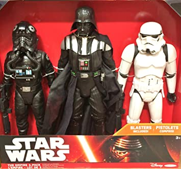 Star Wars Episodio VII 51 cm Clásico Figuras Imperio 3 Pack ...