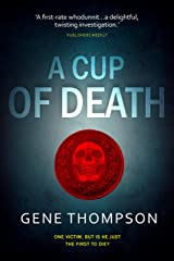 A Cup of Death (Dade Cooley Book 3) Kindle Edition