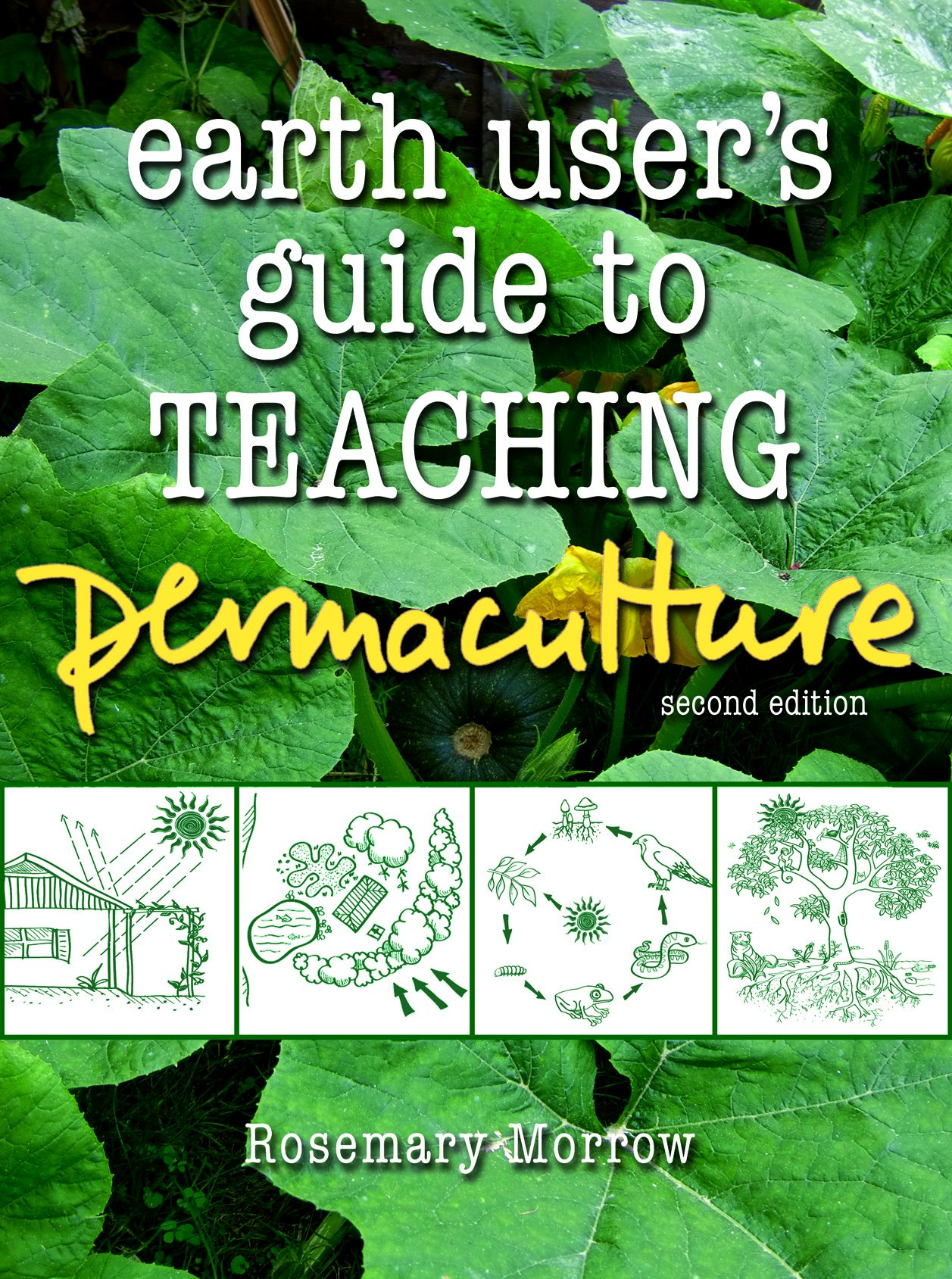 earth user s guide to teaching permaculture rosemary morrow rh amazon com Guide for Dumbells Workout Teacher Guide Book