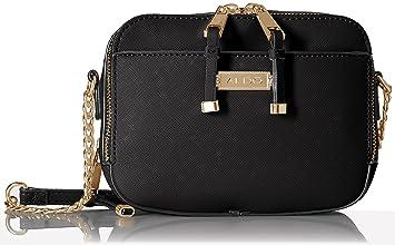 1f53ff627e1 Buy Aldo Women s ROVITOLO Camera Bag (Black) Online at Low Price in ...